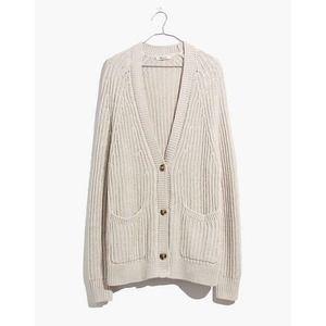Madewell Murray Oversized Cardigan Sweater